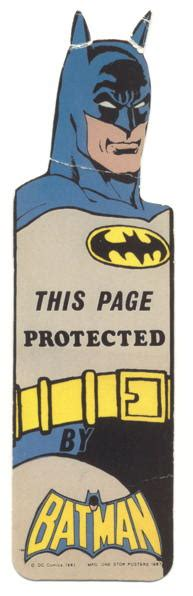 printable bat bookmarks category batman
