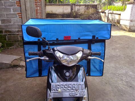 Tas Angkut Motor modifikasi motor untuk angkut barang terbaru