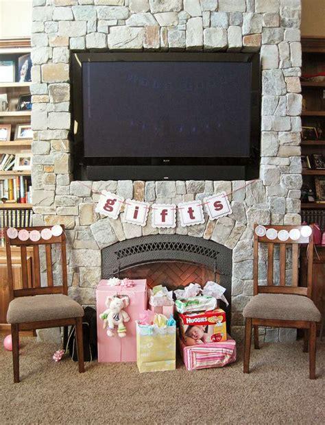 9054 Miranda Pink shades of pink gray baby shower ideas photo 1 of