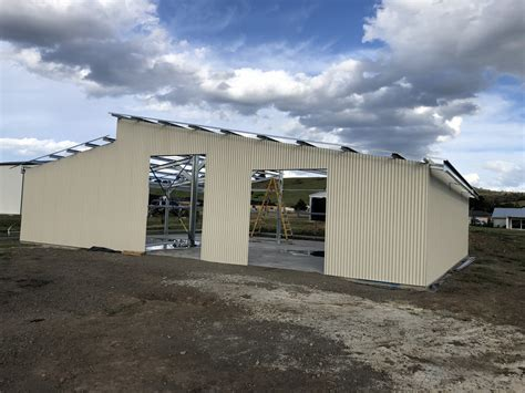 despinas shed  mezzanine  shed company projects