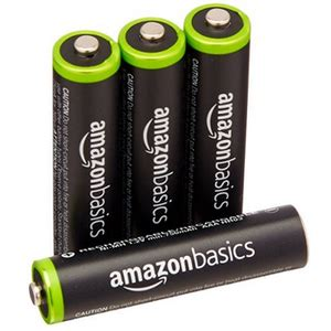 Pile Aaa Amazonbasics by Amazonbasics Aaa Hr03 750 Mah Test Complet Pile Rechargeable Les Num 233 Riques