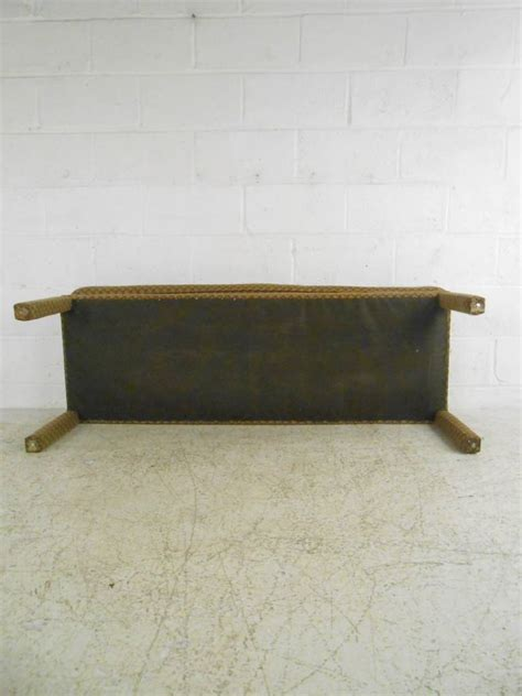 antique parsons bench vintage modern parson style bench for sale at 1stdibs