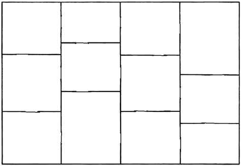 blank puzzle template crossword template new calendar template