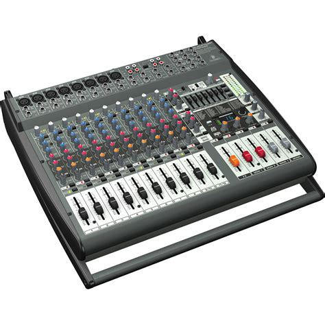 Mixer Audio Behringer 16 Chanel behringer pmp4000 16 channel powered mixer pmp4000 b h photo