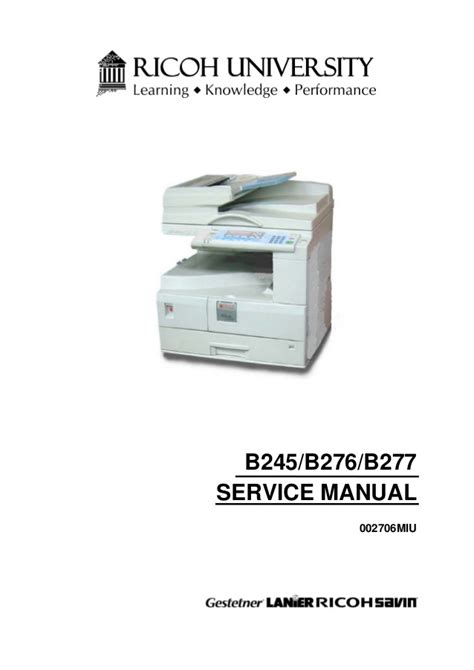 reset manual mp 198 manual de servi 199 o ricoh mp 1500