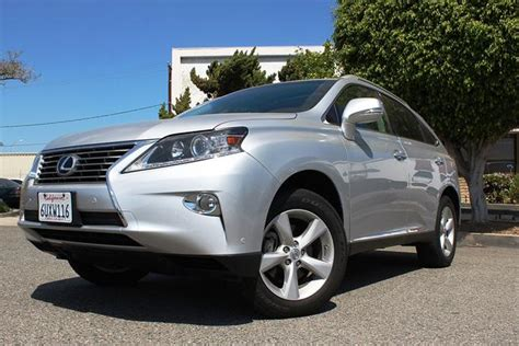 cpo lexus cpo 2013 lexus rx 350 is the cabin cool enough autotrader