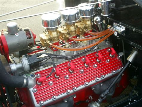 rods lincoln v12 anyone running one the h a m b