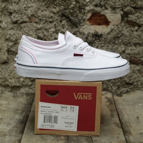 Vans Authentic Dt sepatu vans authentic true white premium waffle dt