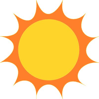 clipart sun in the sun clip cliparts co