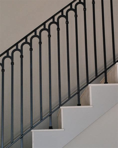 modern banisters for stairs stair railing contemporary staircase phoenix by