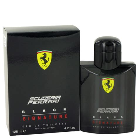 Parfume Scuderia Black Edt Parfum Pria scuderia black signature edt for fragrancecart
