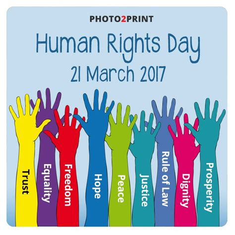 human rights caign human rights day south africa happy human rights day