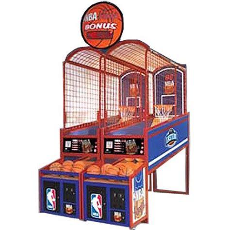 arcade hoops basketball cabinet nba hoops arcade basketball room megastore