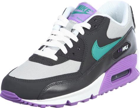 Nike Airmax Purple Code N06 nike air max 90 youth gs chaussures noir violet gris