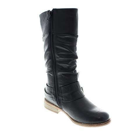 reiker boots rieker rieker 95672 00 black boot rieker from rieker uk