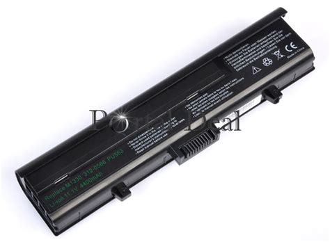 Original Baterai Dell Xps 1330 M1330 Series Wr050 312 0566 6 cell battery for new dell xps m1330 1330 pu556 wr050