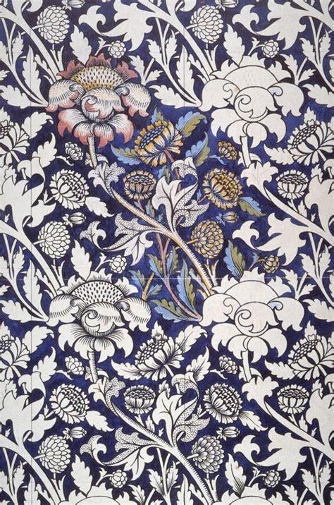 Textile Design File Morris Wey Printed Textile Design C 1883 Jpg
