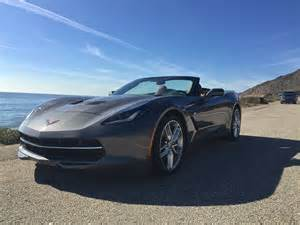 2015 corvette stingray convertible review photos
