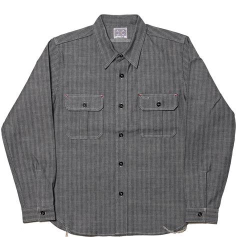 The Real Mccoys Hbt Shirt the real mccoy s web catalog 商品詳細 8hu hbt work shirt
