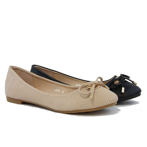 Are Ballet Flats Comfortable by Ballet Flats Comfortable Fashion Bow With Plate