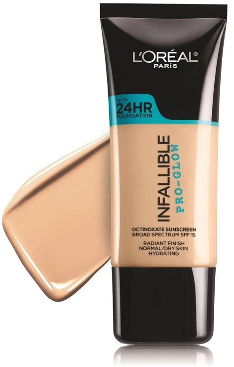 Kosmetik Loreal l or 233 al infallible pro glow foundation
