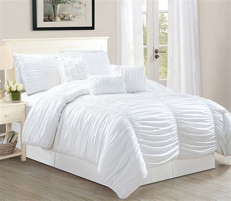 ruffle bedding sets ruffle bedding pink white cream duckegg quilt cover