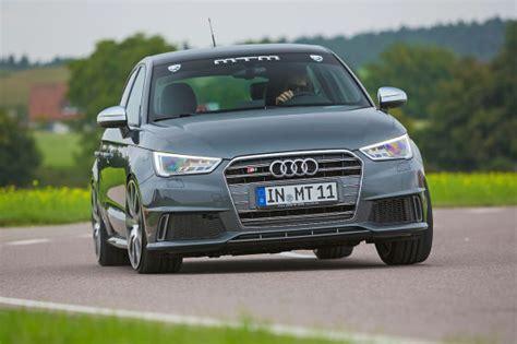 Auto Bild Sportscars Rundenzeiten by Mtm S1 Sportback O Ct Rs One S1 Tuning Vergleich