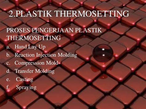 Bahan Kancing Gepeng Uk 36 Plastik proses produksi plastik