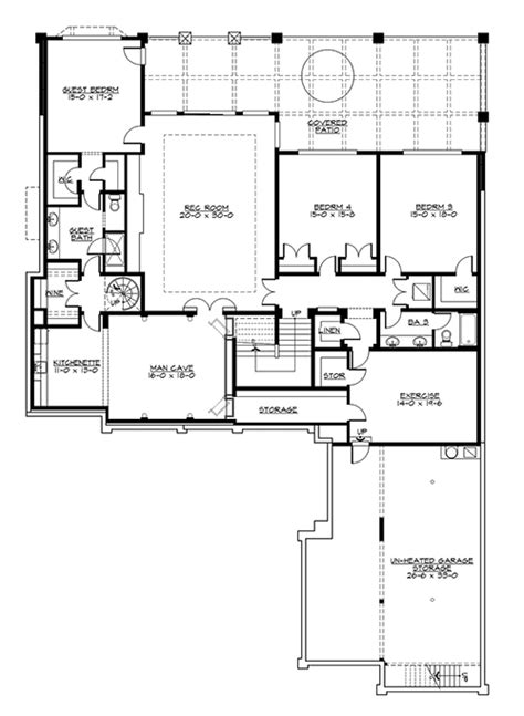 adirondack floor plans adirondack 3368 4 bedrooms and 3 baths the house designers