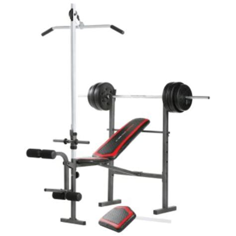 exercise equipment weider pro 265 weight bench was sold