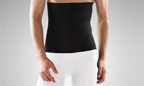 Detox Waist Wrap Reviews compression waist wrap for groupon goods