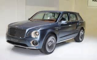 Bentley Exp Bentley Exp 9 F Concept Look 2012 Geneva Motor