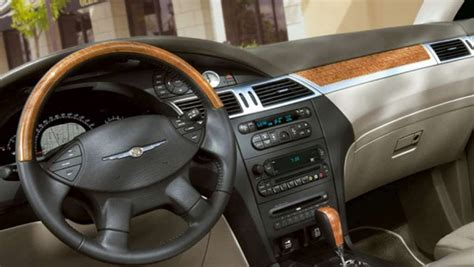 Chrysler Pacifica Interior by Future Curbside Classic 2004 08 Chrysler Pacifica No