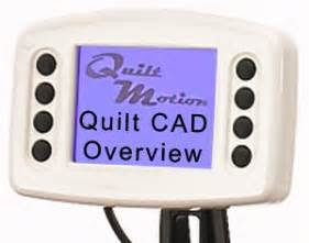 Quilt Cad Software by Quiltmotion Software Quiltcad Overview Experience