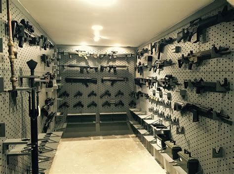 gun safe rooms 17 best ideas about guns and ammo on guns weapons guns and tactical firearms