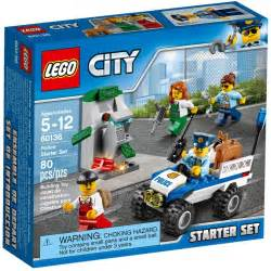 town sets lego town sets city 60136 starter set new