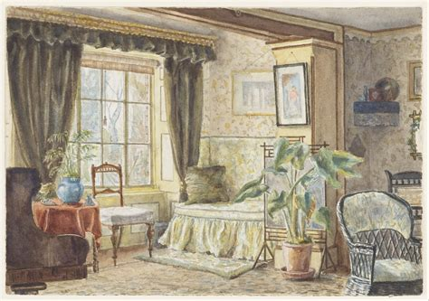 the drawing room file m f pearce the drawing room informal sitting room brabourne vicarage