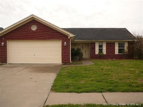 Houses For Sale In Creek by 506 Creek Ln Jeffersonville Indiana 47130 Foreclosed Home Information Foreclosure Homes