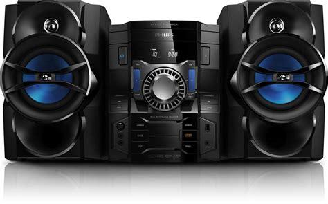 Miniatur Sound System 1 mini hi fi system fwm3500 37 philips