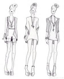 fashion drawing templates mojomade fashion sketches my personal croquis
