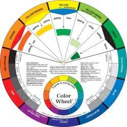 color wheel chart 1x pigment color wheel chart supplies paper mix