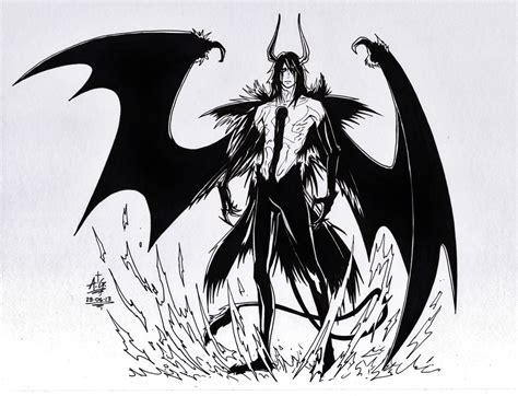 V Anime Drawing by Ulquiorra By Archtemplar96 On Deviantart
