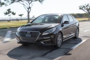 Hyundai In 2016 Hyundai Sonata Hybrid Test