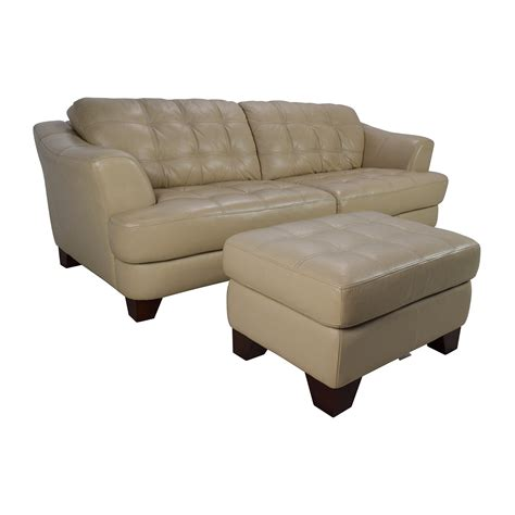 Bobs Furniture by Bobs Furniture Leather Sofa No Phony Gimmicks Just