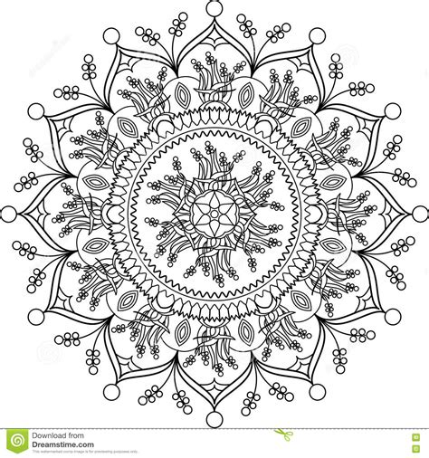 coloring pages pattern flowers download