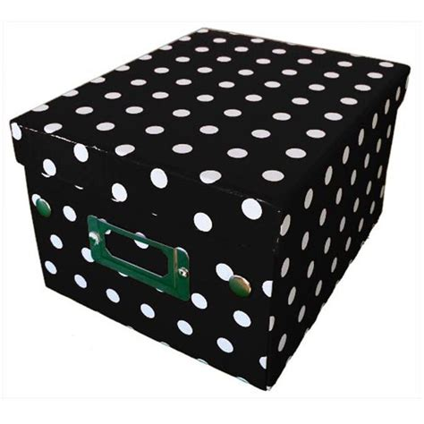 polka dot decorative gift boxes cheap