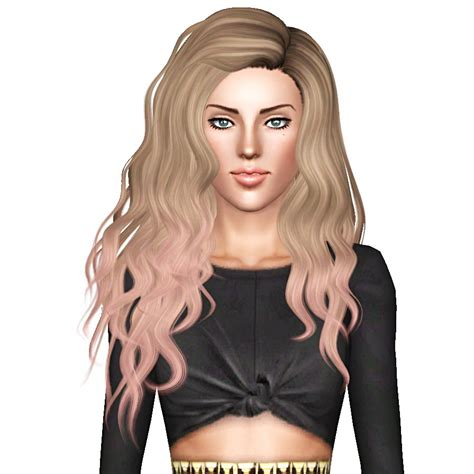 14 best images about sims 3 hair on pinterest nightcrawler 26 hairstyle retextured by july kapo sims 3