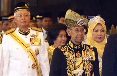 malaysian king