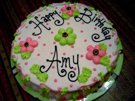 imagenes de happy birthday amy happy birthday amy cake pinterest f 246 delsedag