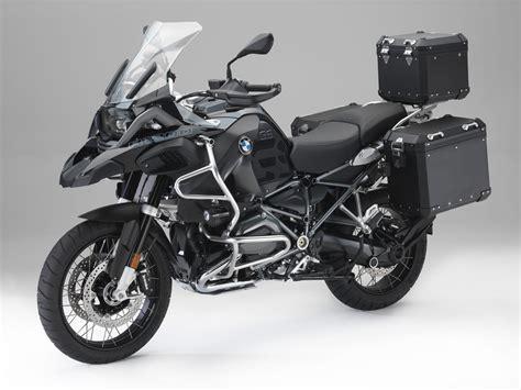 bmw motorrad launches edition black original accessories